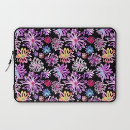 Painted Floral II Laptop Sleeve