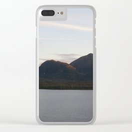 Ketchikan Clear iPhone Case