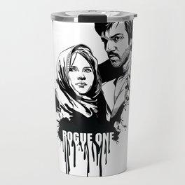 Fandom In Ink » Rogue One Travel Mug