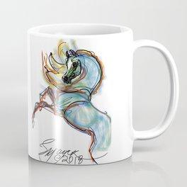 Dreamer's Horse Coffee Mug