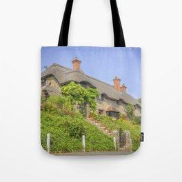 Godshill. Tote Bag