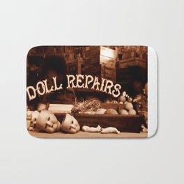 DOLL REPAIRS Bath Mat