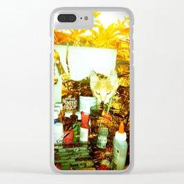 Crawlin Clear iPhone Case