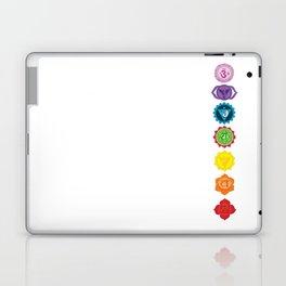 Seven Chakras Laptop & iPad Skin
