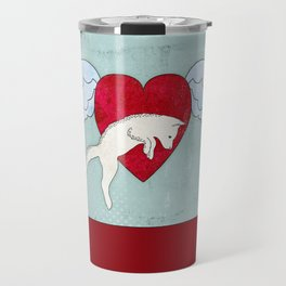 Love the Fox Travel Mug