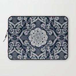 Centered Lace - Dark Laptop Sleeve