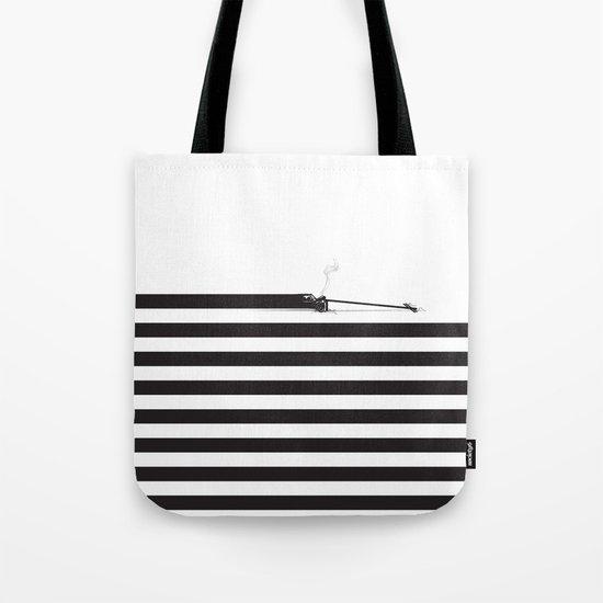 Distracted Tote Bag