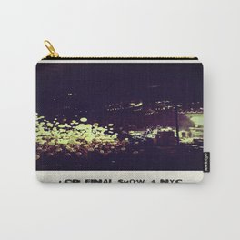 LCD Soundsystem Final Show Carry-All Pouch