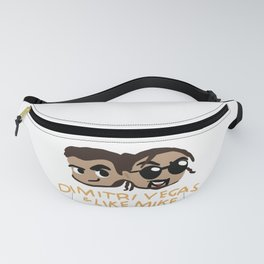 Dimitri Vegas & Like Mike Fanny Pack