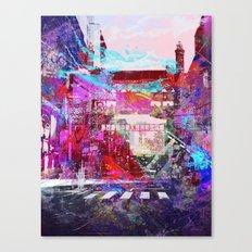MASH 2 Canvas Print