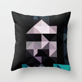Lyok Throw Pillow