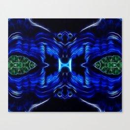 Azurite - Malachite Canvas Print