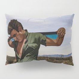 James in the Desert Pillow Sham