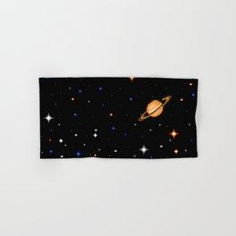 Deep Dark Space Hand & Bath Towel