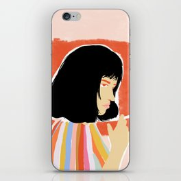 You're gonna be a lady soon iPhone Skin