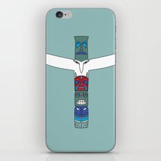 Totem Spirit iPhone & iPod Skin