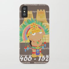 Moctezuma Xocoyotzin Slim Case iPhone X