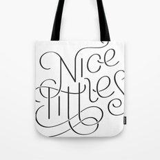 Nice tittles!!! Tote Bag