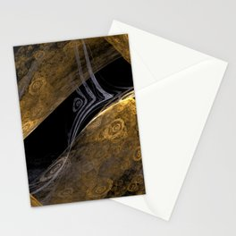 Gold Trap Stationery Cards