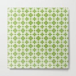 Plummer greenery Metal Print