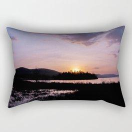 Natureza Rectangular Pillow