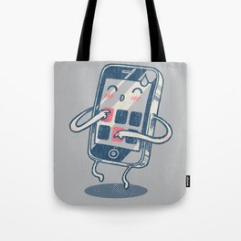 iTouch mySelf Tote Bag