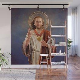 Saint Nicolas of Cage Wall Mural