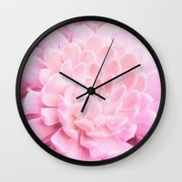 fat Wall Clocks featuring Fat Susie by dollmadeinjapan