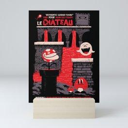 Le Château Mini Art Print