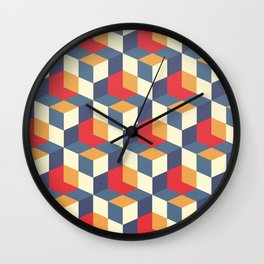 Up And Down (Ori)  Wall Clock