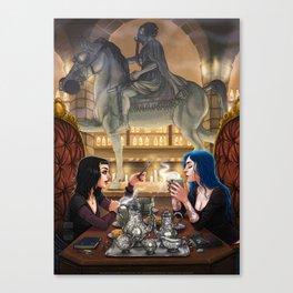 Poison Kitchen Canvas Print
