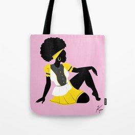 Garifuna Girl I Tote Bag