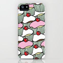 Cupcakes, Cupcake, Cupcakes iPhone Case