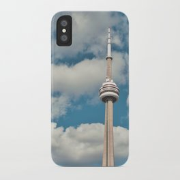CN Tower... iPhone Case