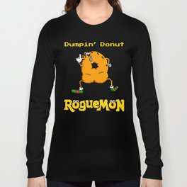 Dumpin' Donut Long Sleeve T-shirt