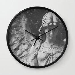 Angel no. 1 Wall Clock