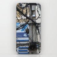 vietnam iPhone & iPod Skins featuring Vietnam Telecom by Maria Faith Garcia