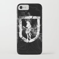 tomb raider iPhone & iPod Cases featuring Tomb Raider II. by 187designz