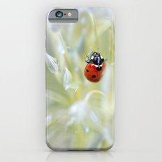 Spring lady iPhone 6s Slim Case
