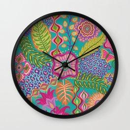 Paradiso Wall Clock