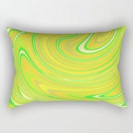 mixed nature Rectangular Pillow