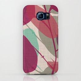 Lunaria purple iPhone Case