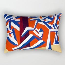David Bomberg The Mud Bath Rectangular Pillow