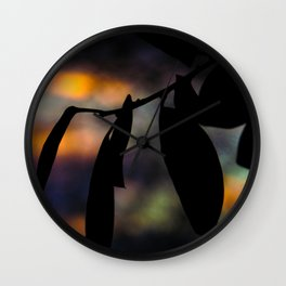 Candy Painted Sky Wall Clock
