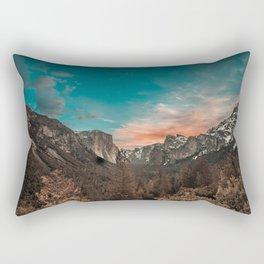 Yosemite National Park, USA #society6 #decor #buyart Rectangular Pillow
