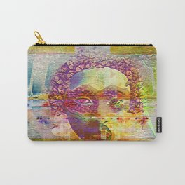 """"""" Mascarade """"  Carry-All Pouch"""