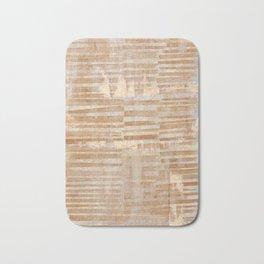Rusty Grid Bath Mat