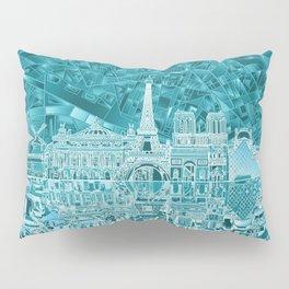 Paris Pillow Sham
