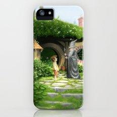 Unwelcome Company iPhone (5, 5s) Slim Case