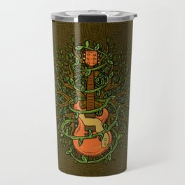 Vine Travel Mug